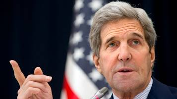 Il segretario di stato americano John Kerry (357×200)