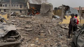 Strage di civili in Nigeria