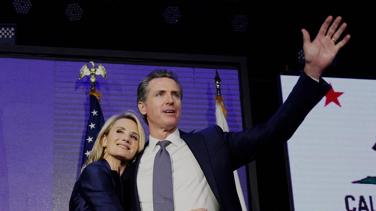 In California, quinta economia del mondo, si è affermato il democratico Gavin Newsom