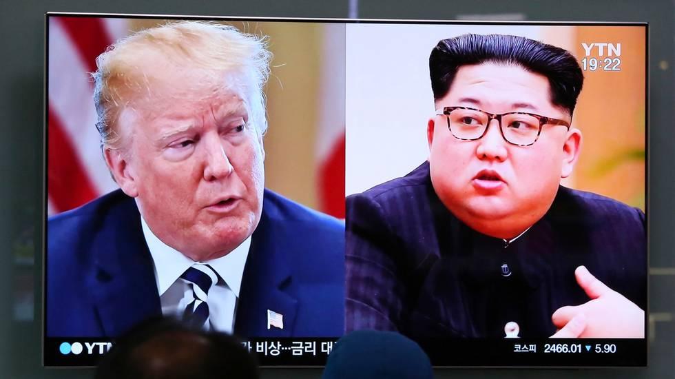 Trump annulla il vertice con Kim