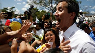 Venezuela, volontari mobilitati