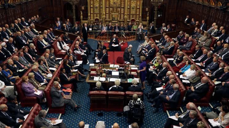 Brexit alla Camera dei Lord