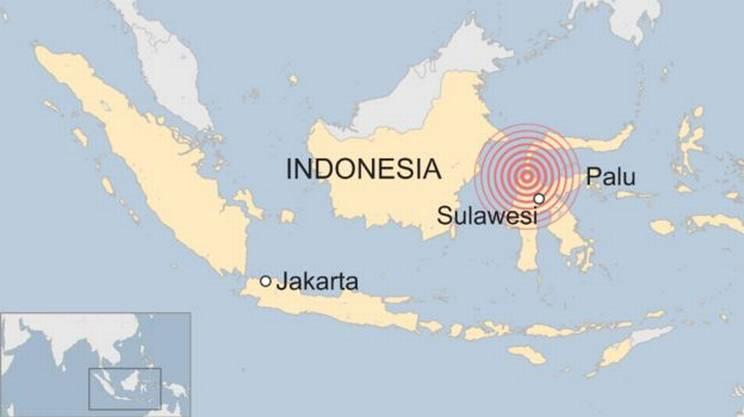 Indonesia in ginocchio dopo sisma e tsunami: i morti sono almeno 384