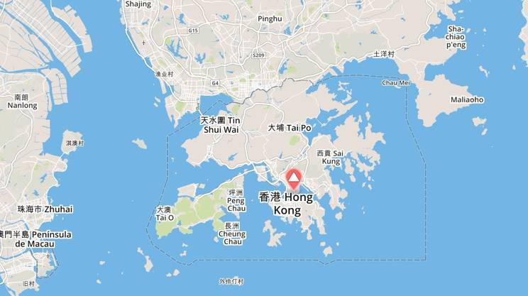 Cartina Hong Kong.Hong Kong Scontri Notturni Rsi Radiotelevisione Svizzera