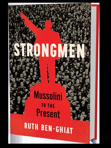 La copertina di Strongmen