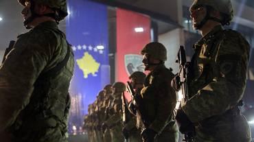 Esercito del Kosovo all'ONU