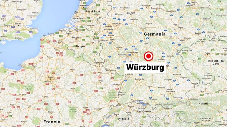 La linea Wurzburg-Ansbach sarebbe stata chiusa