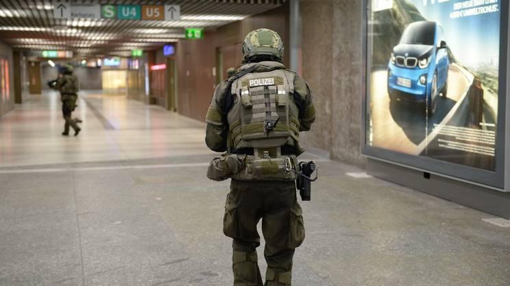 La metropolitana è stata chiusa ed evacuata