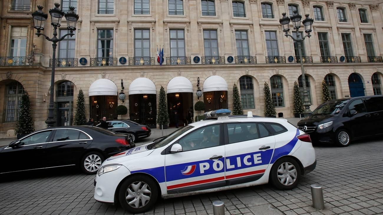 La polizia francese ha ritrovato tutta la refurtiva della rapina alla gioielleria del Ritz
