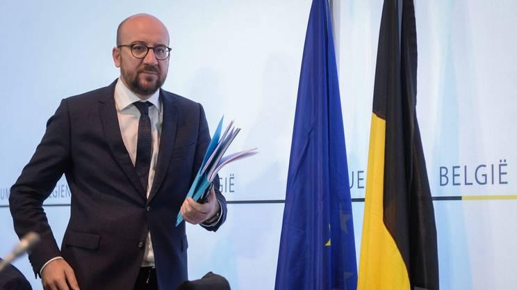 La proroga dello stato d'allarme è stata comunicata dal premier Charles Michel
