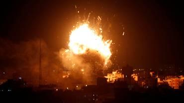 Gaza, continuano gli scontri