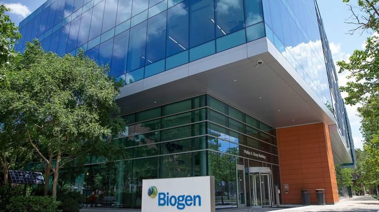 La sede della Biogen