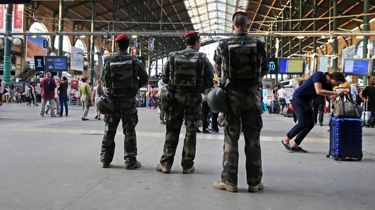 La sicurezza nelle stazioni francesi è stata rafforzata