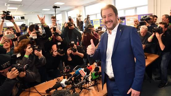 Voto, Salvini vuole il Governo