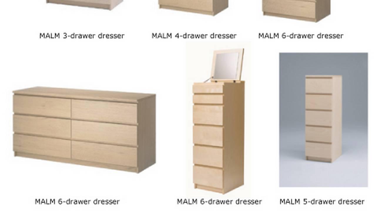 Ikea Cassettiera Malm 5 Cassetti.Ikea Ritira Cassettiere Malm Rsi Radiotelevisione Svizzera