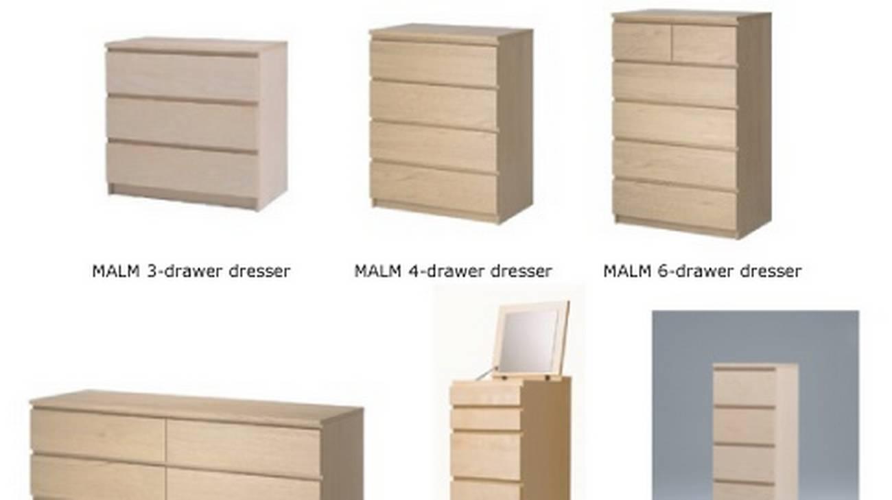 Cassettiere Malm Di Ikea.Allarme Per Le Cassettiere Ikea Rsi Radiotelevisione Svizzera