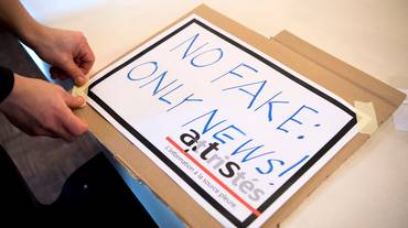 iReporter combatte le fake news