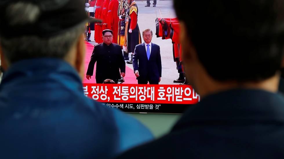 Occhi puntati sulle due Coree