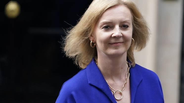Liz Truss, nuova titolare della diplomazia