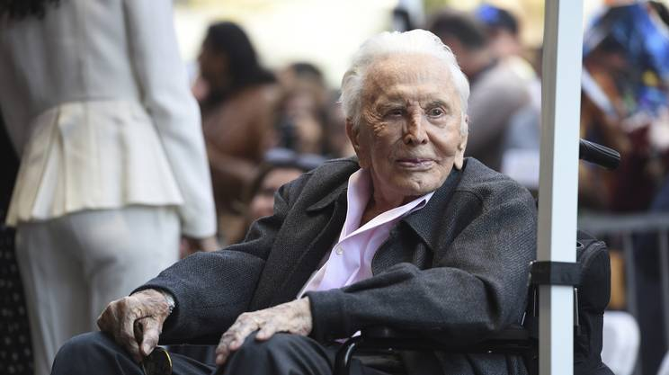 L'ultima leggenda di Hollywood Kirk Douglas