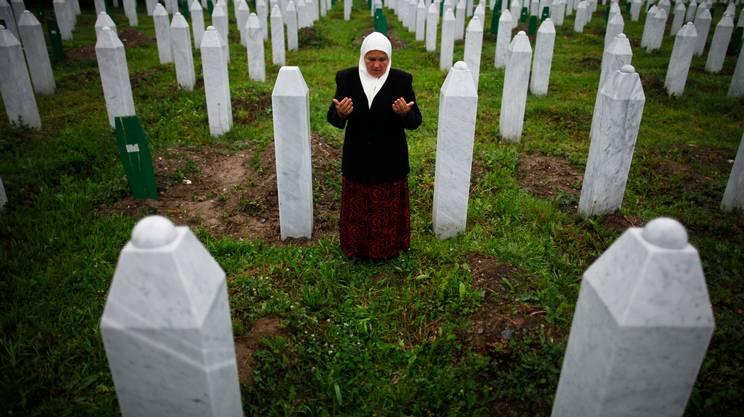 Srebrenica, mezza condanna