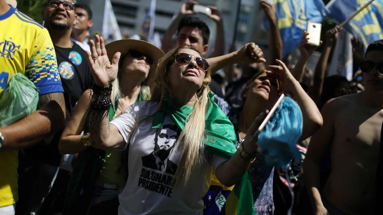 Manifestazioni a sostegno di Jair Bolsonaro sono organizzate in svariate città brasiliane