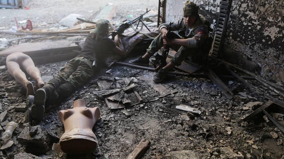 La battaglia di Bengasi, novembre 2017