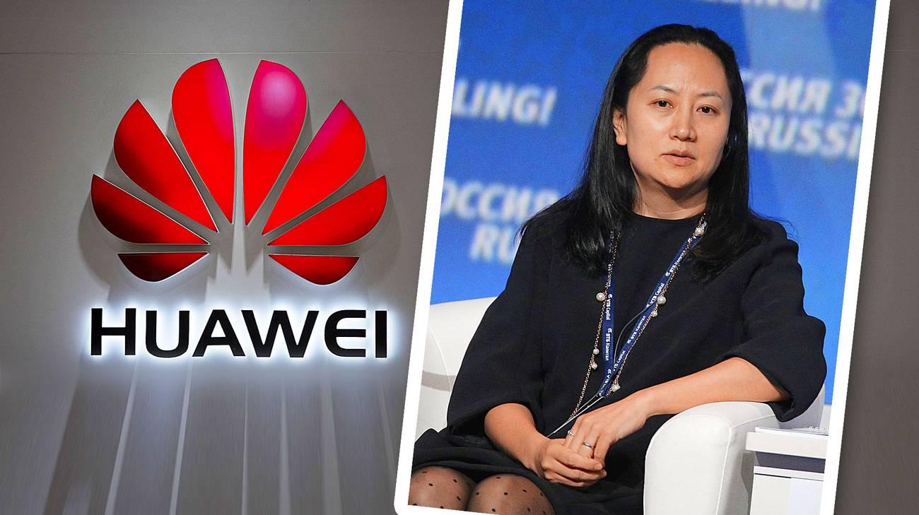 Meng Wanzhou, direttrice finanziaria di Huawei e figlia del fondatore
