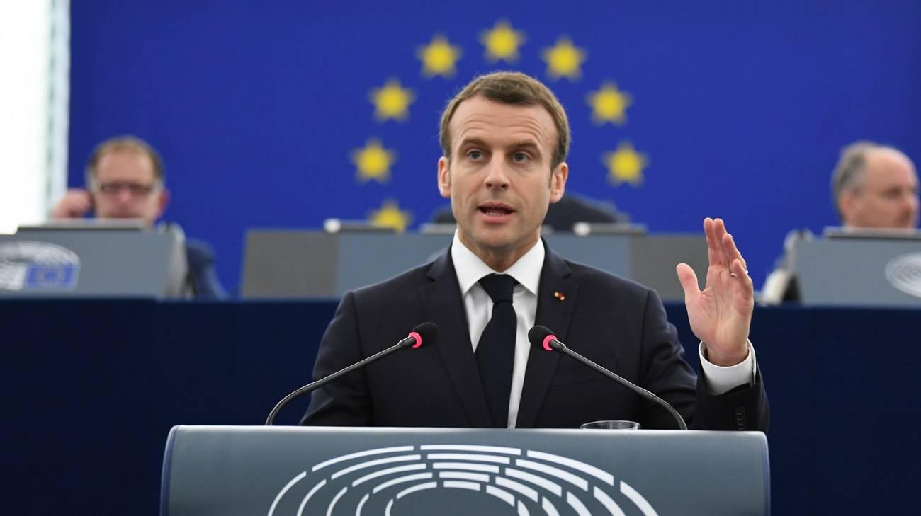 Migranti, eurozona e divisioni interne al centro del suo discorso