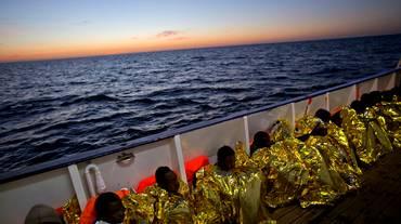 Nuovo afflusso di profughi