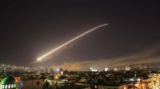 Guerra in Siria: tensioni nella notte