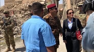 RG 12.30 del 23.08.2018: Mosul liberata, l'intervista al maggiore generale Najim Al Juburi, di Lucia Mottini