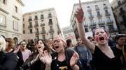Spagna scioccata dai giudici