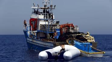 Pescatori tunisini in libertà