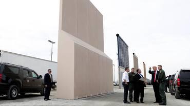 Una raccolta fondi per il muro