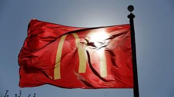 Perquisizione da McDonald's