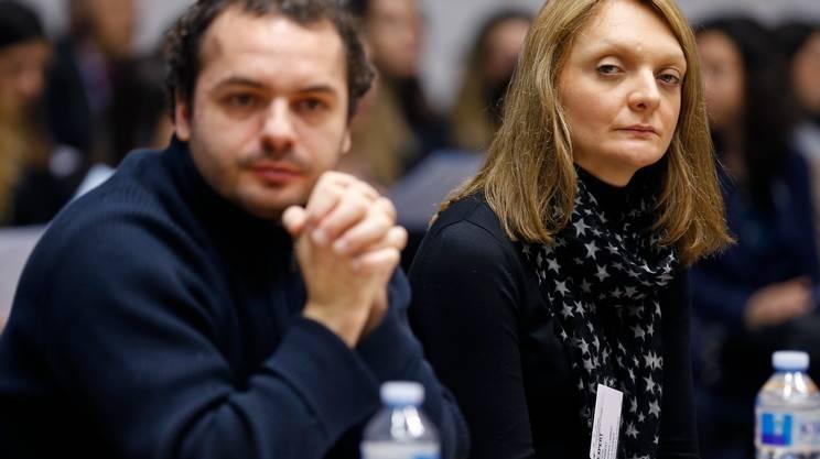 Rachel Lambert con il nipote François, anche lui favorevole alla sospensione delle cure