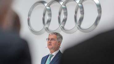 Arrestato il CEO di Audi