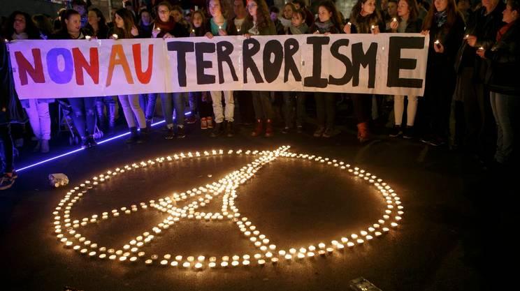 Solidarietà per le vittime a Losanna