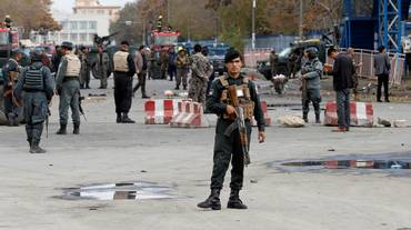 Un'altra strage a Kabul
