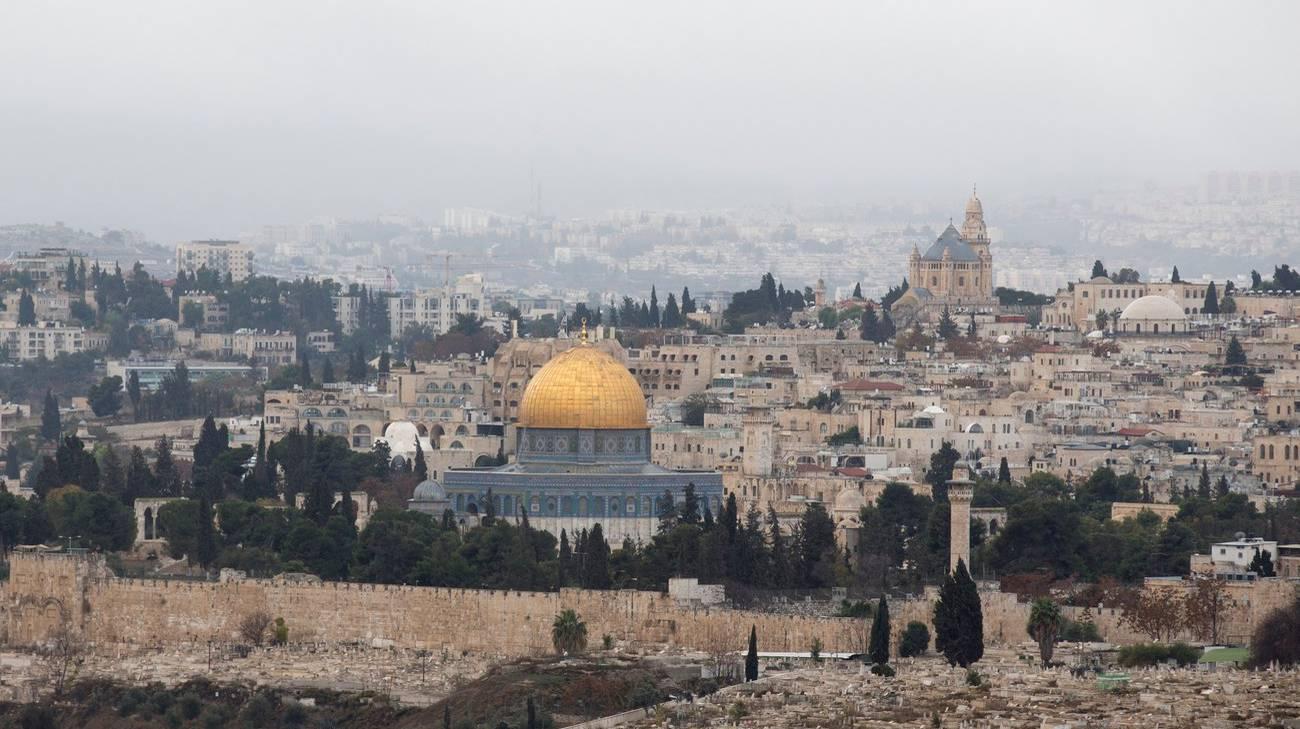 Trump ha deciso di trasferire a Gerusalemme l'ambasciata statunitense