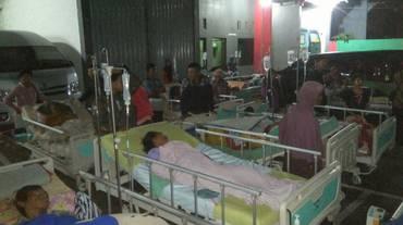 Forte terremoto in Indonesia