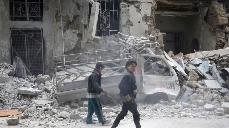 Siria, ancora bombe sulla Ghuta