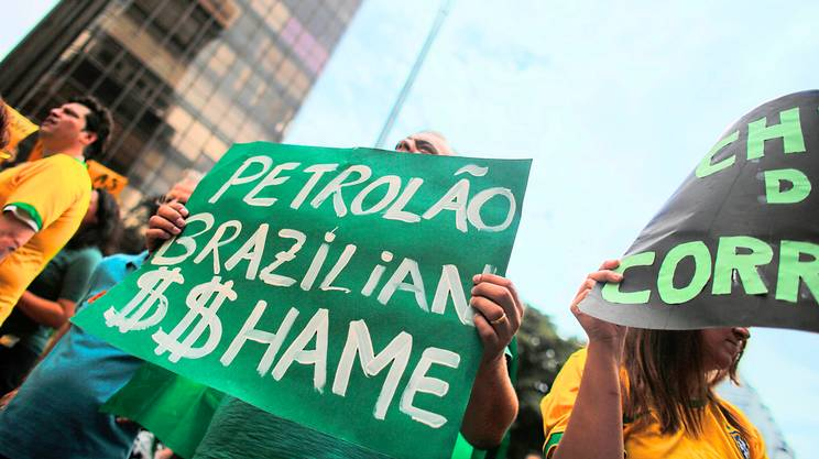 Petrobras: The Swiss Connection