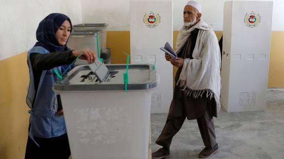 L'Afghanistan va alle urne