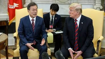 Dialogo tra Washington e Seul