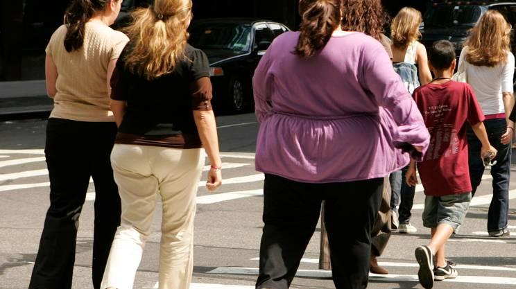 """Stati """"obesi"""" d'America"""