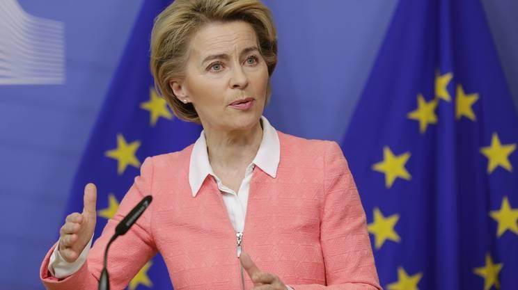 Ursula von der Leyen ha illustrato oggi a Bruxelles i lineamenti della nuova legge climatica