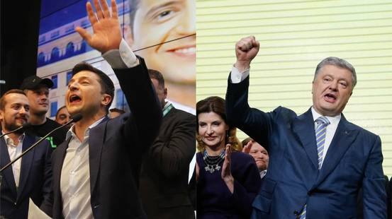 Poroshenko ammette la sconfitta