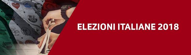 Il nostro dossier dedicato alle elezioni politiche italiane del 4 marzo 2018